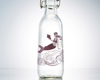Mermaid Love Bottle