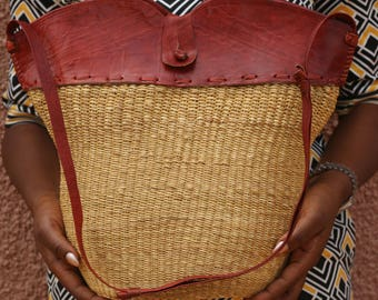 African Bucket Bag (Mini)