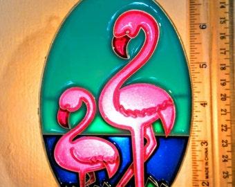 Flamingos Night Light