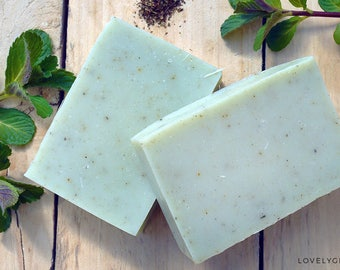 Peppermint Handmade Soap