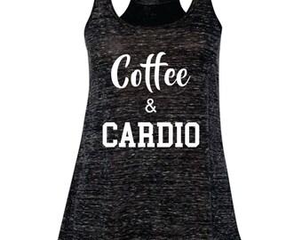 Running Tank. Coffee and Cardio Tank Top. Coffee Tank Top. Workout Tank. Running Tank.