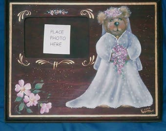 """Decorative (tole) Painting Pattern Packet """"Olivia's Bride Box"""""""