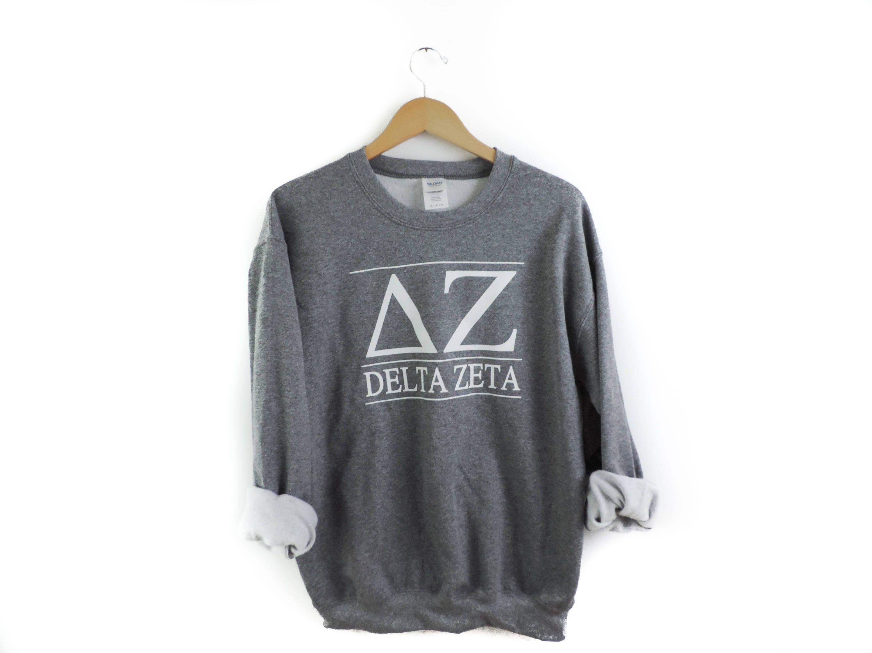 New Retro USA Crewneck Sweatshirt - Red, White, & Blue Letters // Size S-3XL // You Pick Color