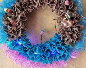 Fairy Land Wreath