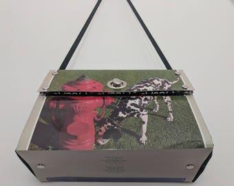 Rush Album Cover Recycle Handbag Purse