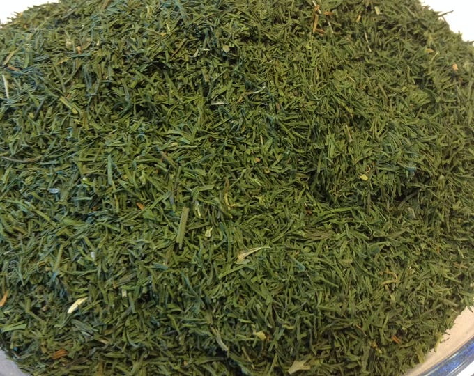 6-8 oz Organic Dill Weed no GMO no BPA. Dill Sauce recipe include great on Salmon