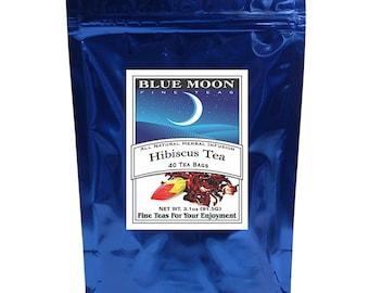 Sachets de thé Hibiscus Pack 40