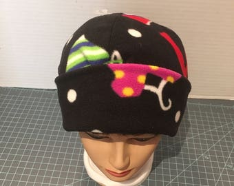 Black and White Polka Dot& Clothes Hat Sale