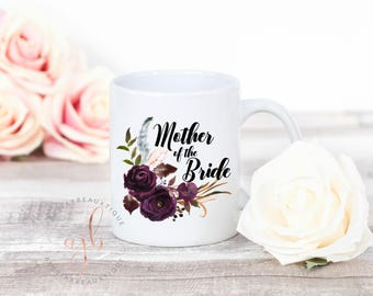 Mother of the Bride Mug - Mother of the Bride Gift - Mother of the Bride - Gift for Mother of the Bride - Mother of the Bride Coffee Mug