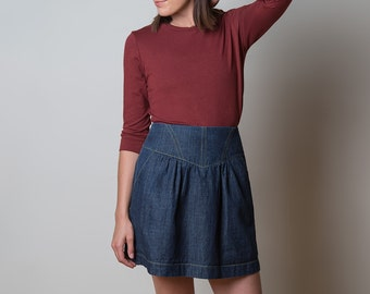 Sewaholic PATTERN - Crescent Skirt - Sizes 0-16