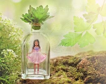 "Digital backdrop/template scene/background Photoshop  ""Summer Fairy"".Direct Download."