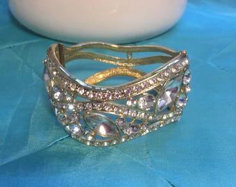 Indian Style Cuff Bracelet
