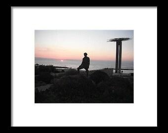 Sundown In Cyprus