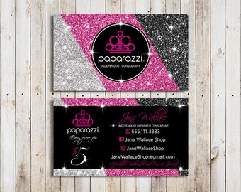 Paparazzi business cards etsy popular items for paparazzi business cards colourmoves