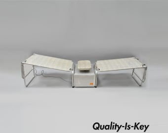 Vintage Posture Rest Company Massage Therapy Chair Seat Wellness Machine Complete