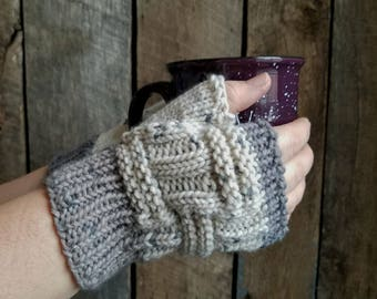 Woodland Mitts **Pattern**