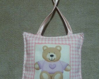 Pillow decoration for baby's room