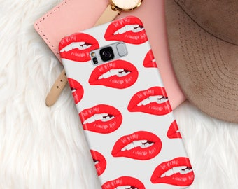 Passion Lips Phone Case