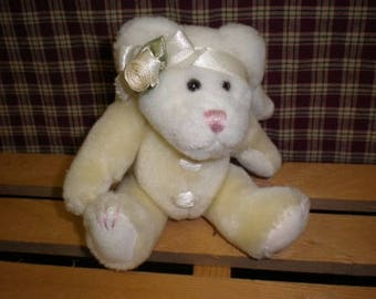 Vintage Boyd's Bears AURORA GOODNIGHT ANGEL Bear Ornament Retired
