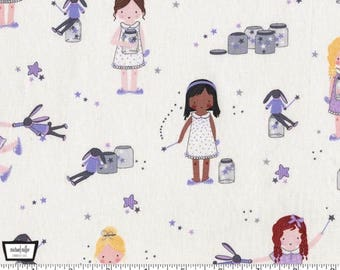 Twinkle Fairies - Sprinkle Sprinkle Little Stars Twinkle from Michael Miller