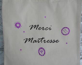 tote bag for teacher, teacher gift