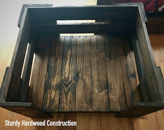 Rustic Dog Bed - Small