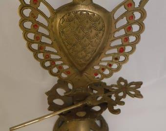 Brass Perfume Bottle