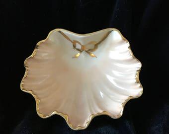 Mid-Century Shell Vanity Dish