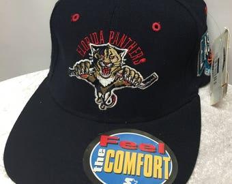 Vintage Starter Florida Panthers Cap