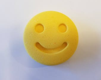 Smily Face Bath Bomb
