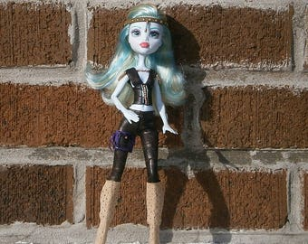 Mercenary Tendencies OOAK fantasy outfit for monster high and ever after high dolls
