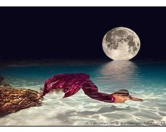 Swimming in a Spiritual Sea