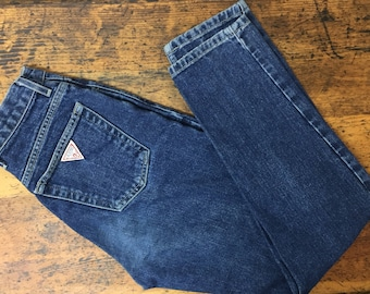 Guess Jeans 27, high waisted, Mom Jeans