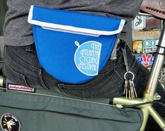 Large bicycle hip bag - Atlanta Cycling Festival