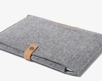 "felt Macbook Air 13.3"" sleeve Macbook 13 case Macbook Air cover Macbook case Macbook cover Laptop sleeve  KS002"