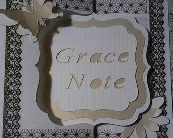 Grace Notes Card Collection: Paper, Handmade Cards, Hostess Gift, Note Cards