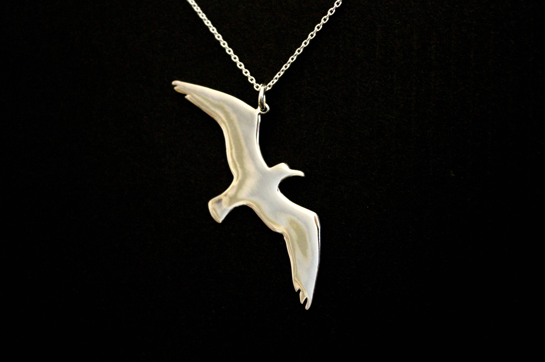 Seagull bird necklace bird jewelry freedom symbol pendant hope seagull bird necklace bird jewelry freedom symbol pendant hope symbol pendant sterling silver hand carved mothers day jewelry buycottarizona Gallery