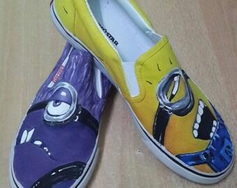 Hand Draw Shoe