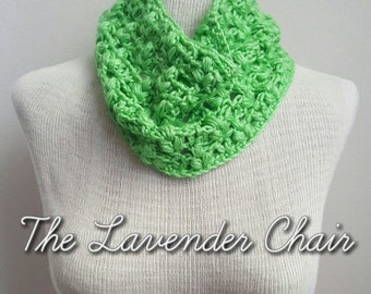 Clover Puff Cowl - PDF DOWNLOAD ONLY - Instant Download