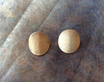 Sterling Silver Earrings 1980s