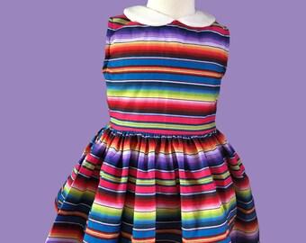 Sarape dress
