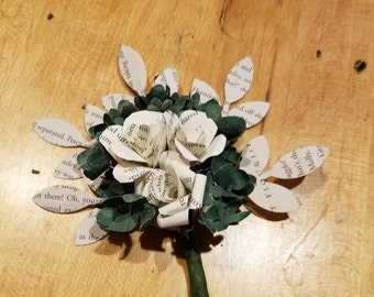 Harry Potter Slytherin Boutonniere