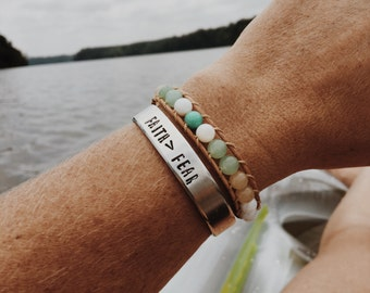 Encouragement gift for women - silver Encouragement gift - customizable