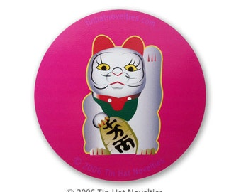 Maneki Neko Sticker