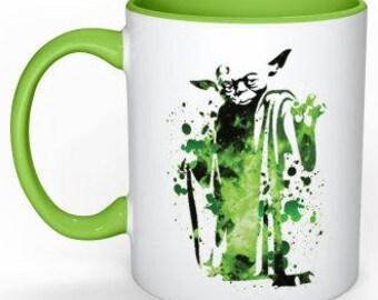 Yoda ~Star Wars~ mug