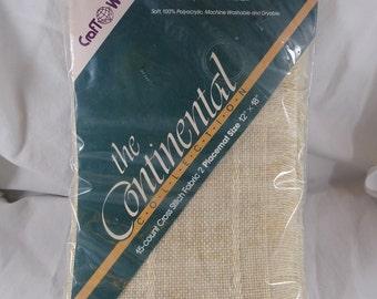 Craft World Cross Stitch Fabric Placemats Free Shipping USA