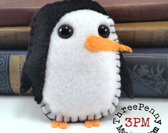 Gunter Penguin Adventure Time plushie (made to order)