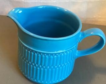 Lancastrian pottery creamer