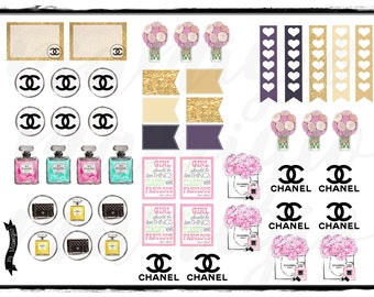 "Sticker ""Chanel"""
