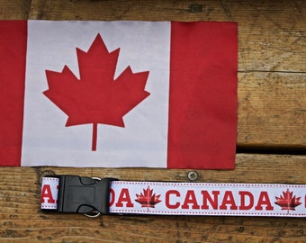 "Canada 1"" Collar"